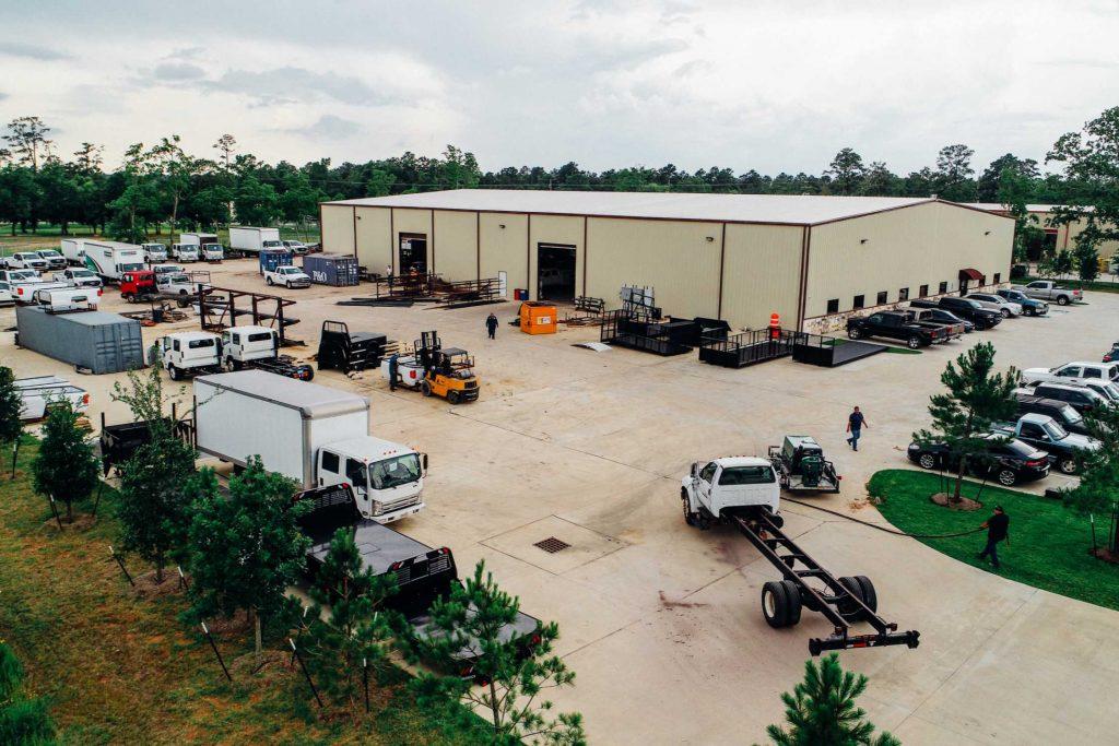 TER Texas Truck Repair and Upfitting Shop